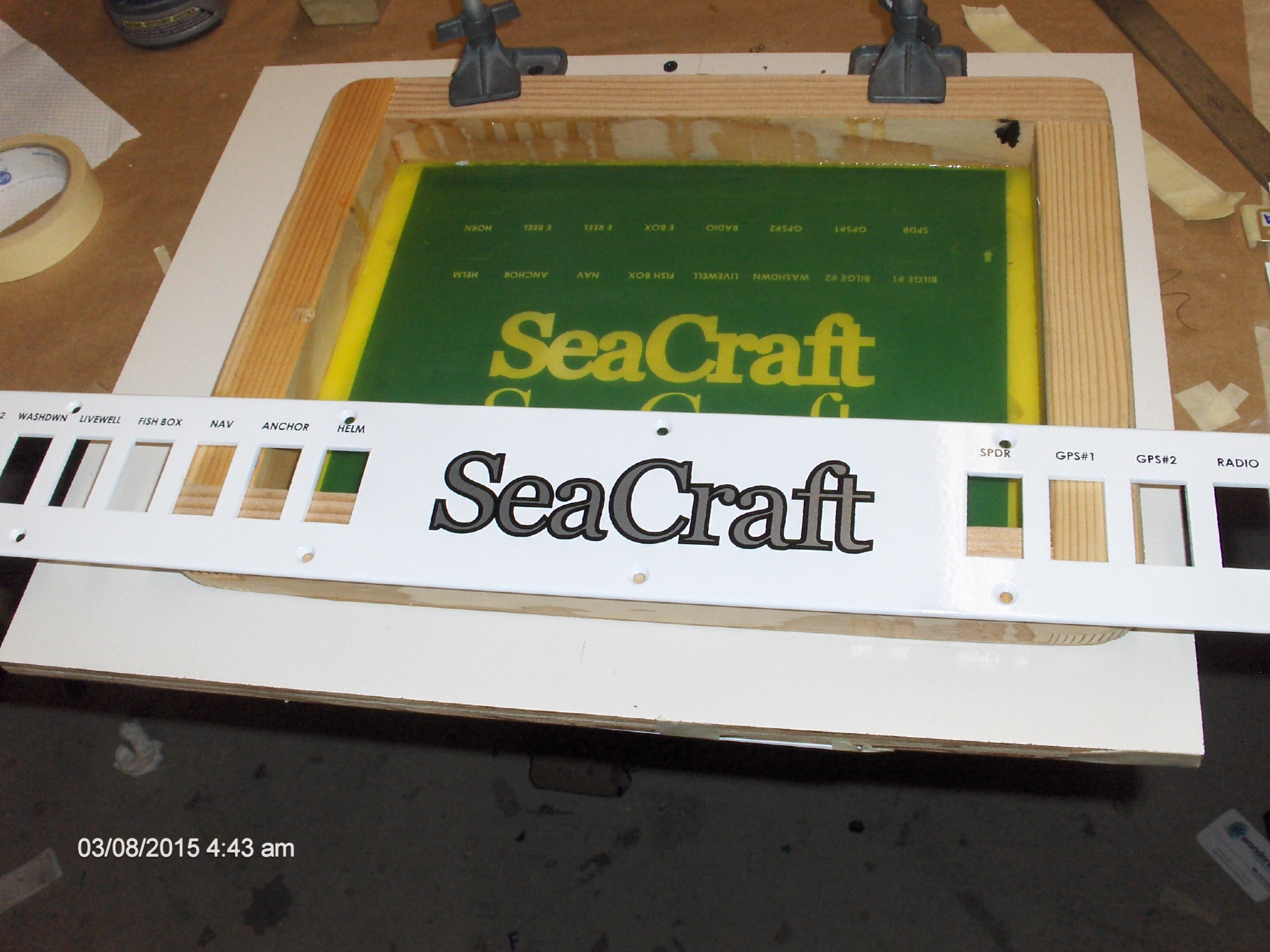 Florida Industrial Screen Printing Services Excell Coatings